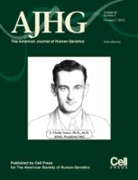 American Journal of Human Genetics